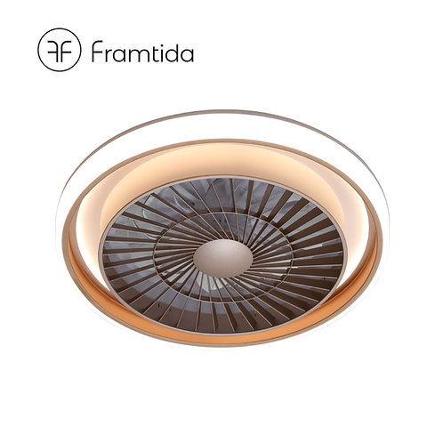 Framtida JUPITER LED SLIM CEILING FAN LED超薄風扇燈