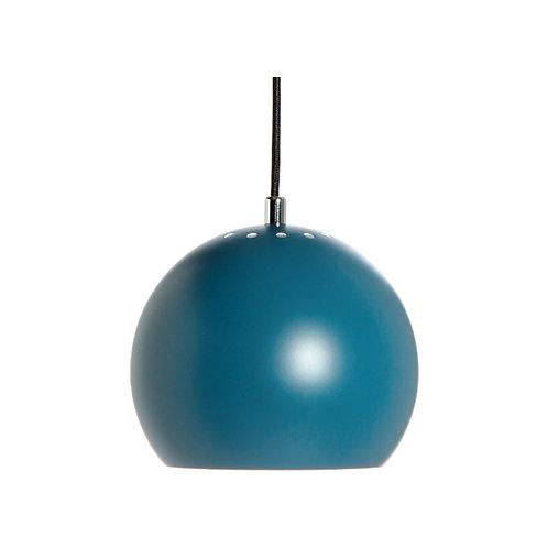 Frandsen Ball Pendant (Matt Petroleum Blue) 吊燈 by Benny Frandsen