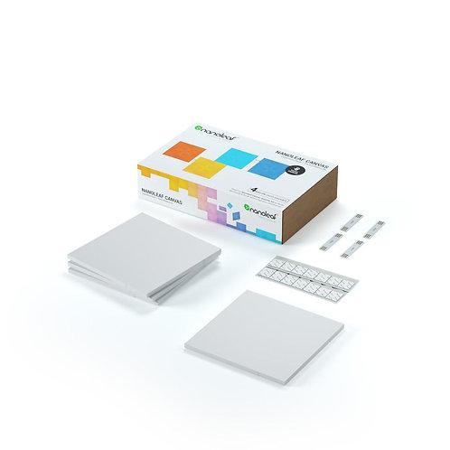 Nanoleaf Canvas Light Square - Expansion pack (4 Light Squares only) 智能燈具