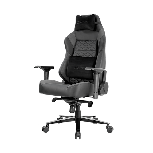 ZENOX Spectre Series Racing Chair (Z-9618-BLK) (Black) 電腦椅/電競椅