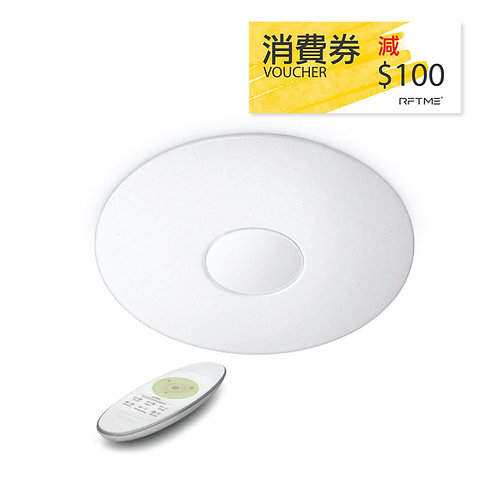 Philips Lighting 61083 30W LED Bling Ceiling Lamp Remote included(消費券優惠)