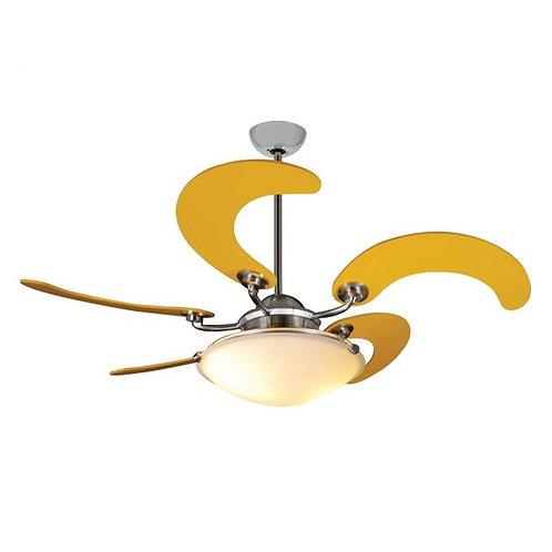 "Vento Sole 46"" ceiling fan lamp 太陽46吋風扇燈(DC Motor LED)"