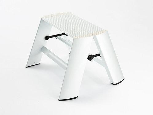 Hasegawa Lucano 1-Step ladder (White) 鋁梯