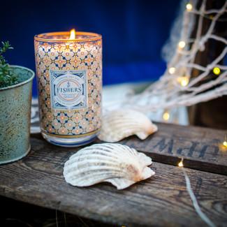 Seashells & Candles
