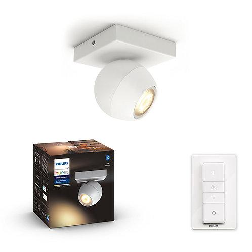 Philips Hue Buckram Single Spotlight (Bluetooth) 飛利浦單頭藍芽聚光射燈 50471