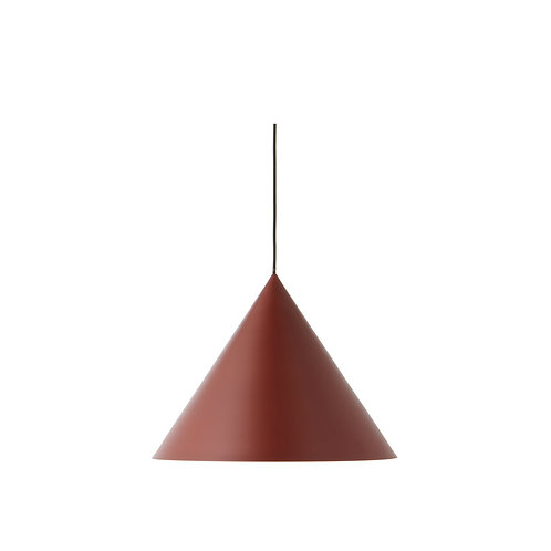 Frandsen BENJAMIN pendant (Dust Red) 吊燈 by Benny Frandsen