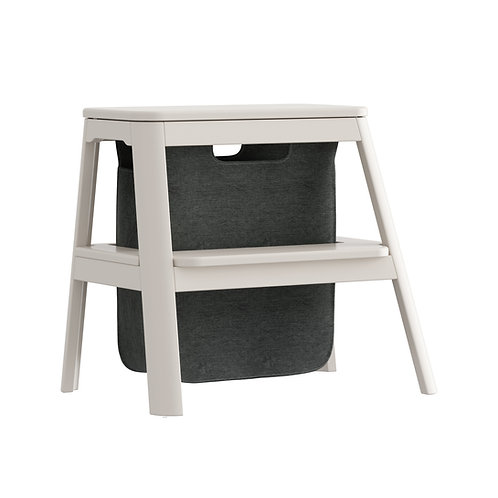 Umage Step It Up (Pearl White) step stool
