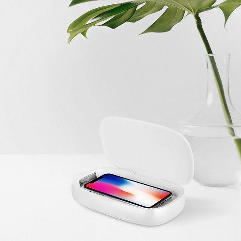 MOMAX Q.Power UV-Box UV Sanitizing Box with Wireless Charging 無線充電紫外光消毒盒