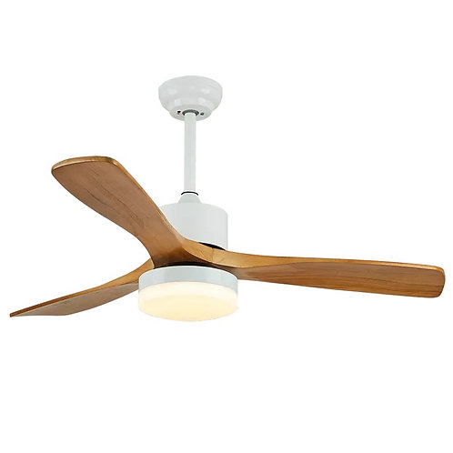 "Bosonic Solid PL-008 24W LED Ceiling Fan 42""木葉風扇燈"
