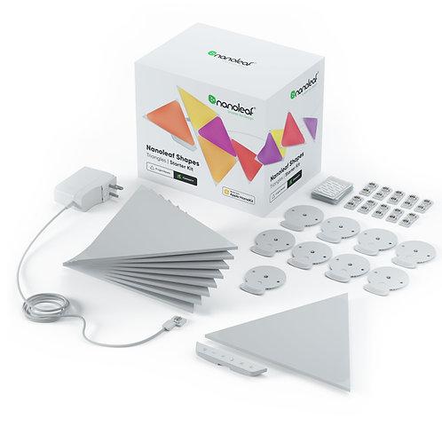 Nanoleaf Shapes - Triangle Light Panels  Smarter Kit (9 panels) 觸控聲控彩色智能燈