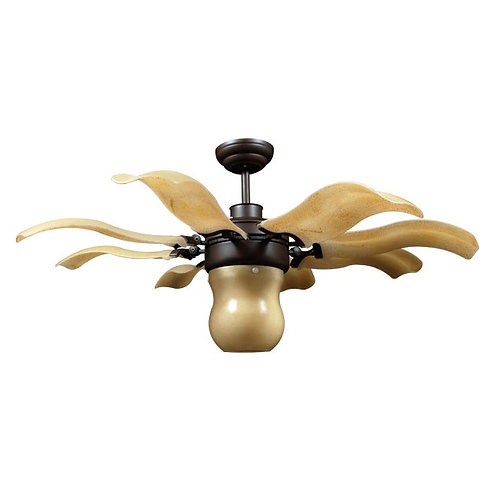 "Vento Belle FIORE 42"" ceiling fan lamp 花朵42吋風扇燈"