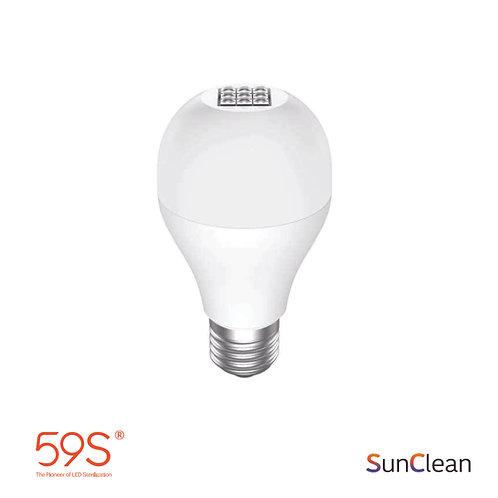 59S SunClean E27 A60消毒燈泡(NEW)