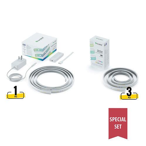 Nanoleaf Essentials Lightstrip bundle set 彩色智能燈帶套裝