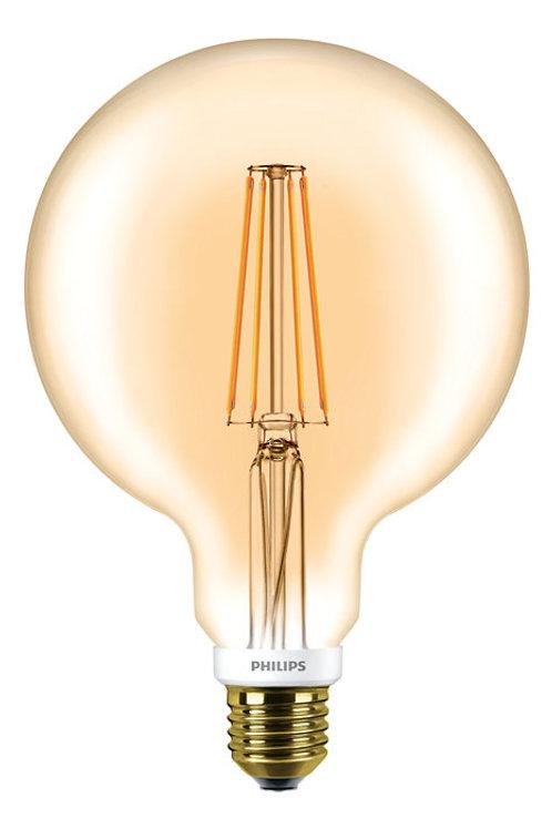 Philips LED Classic 7-60W G120 E27 2000K GOLD APR 929001229108 復古燈泡