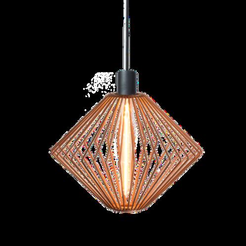 WEVER & DUCRE WIRO DIAMOND 1.1 pendant (copper) 吊燈