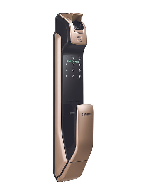 Samsung SHP-DP728 Bluetooth Smart Doorlock 藍芽智能門鎖(Gold)