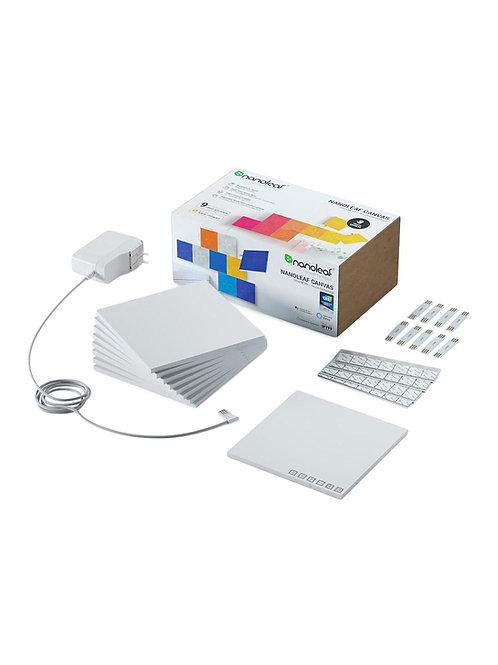 Nanoleaf Canvas Light Square - Smarter Kit (9 Light Squares) 智能燈具