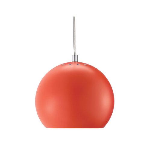 Frandsen Ball Pendant (Matt Orange) 吊燈 by Benny Frandsen