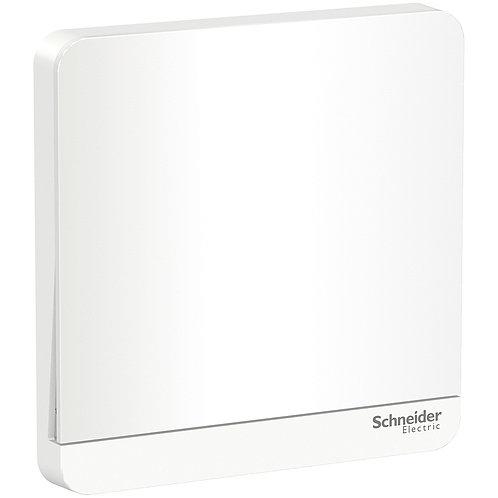 Schneider AvatarOn - E8331L1LED_WE_C5 - 16AX 250V 1Gang 1Way Switch with LED