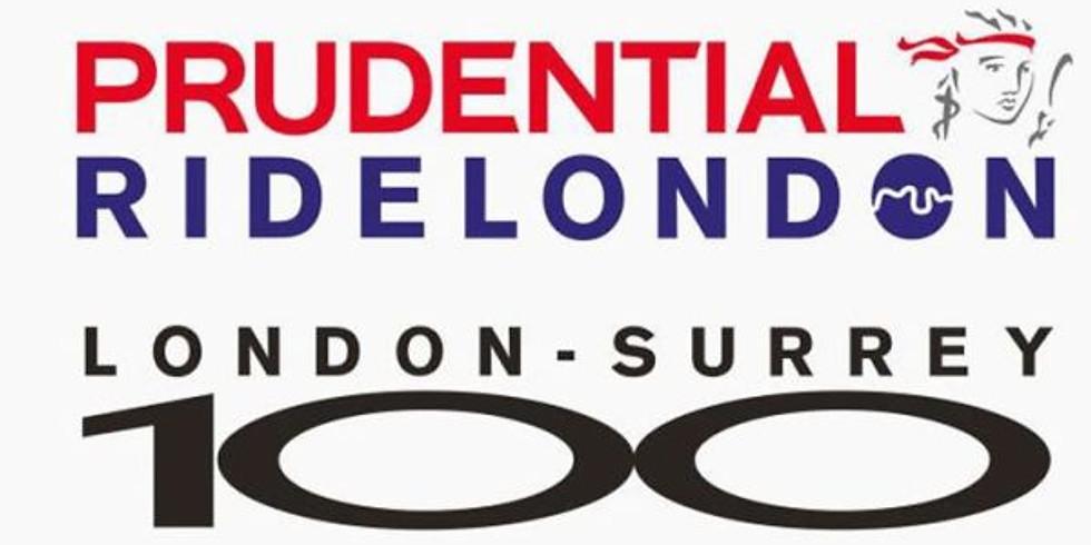 PRUDENTIAL RIDE LONDON-SURREY