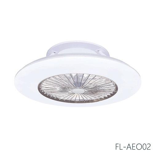 FL AEOLUS SLIM LED CEILING FAN FL-AEO02LEDW- LED超薄風扇燈