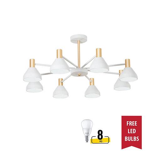 Philips Lighting 44055 FANLUO 8H GOLD ceiling lamp 飛利浦天花燈