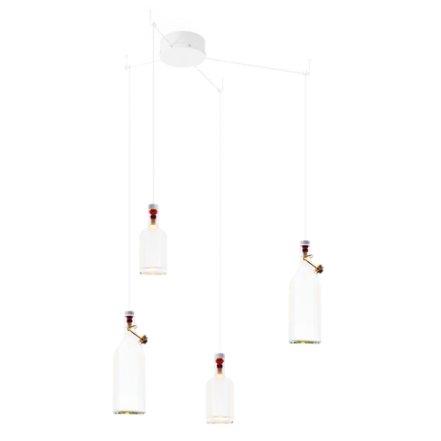 WEVER & DUCRE CORK Multi 1.0 LED suspension lamp (White) 吊燈