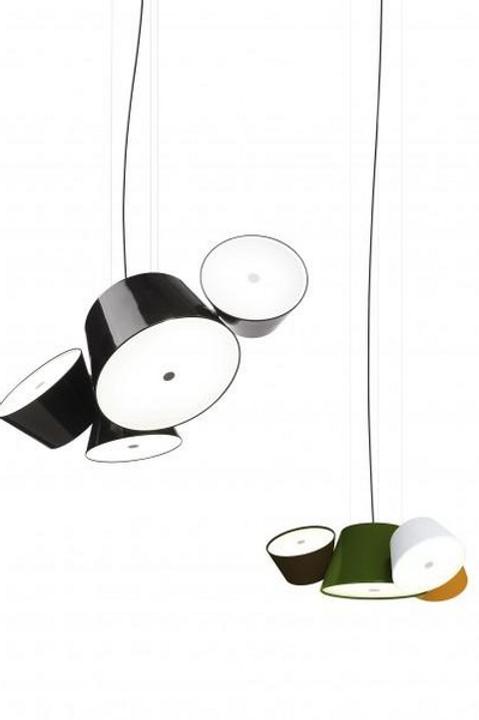 Marset Tam Tam mini Central Shade吊燈 by Fabien Dumas