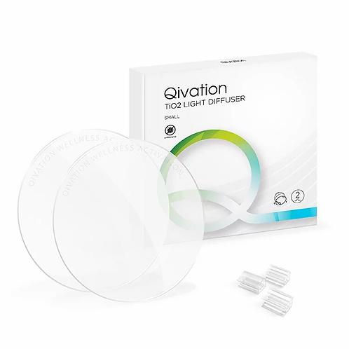 Qivation TiO2 Light Diffuser (small) 光觸媒消毒殺菌燈罩片