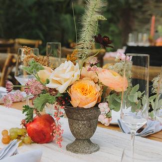 Fruit, Flowers & Ferns