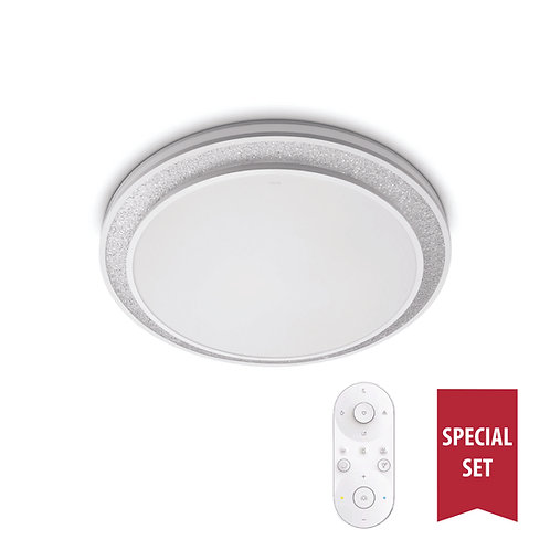 Philips Lighting CRYSTO AIO LED Ceiling lamp CL850 52W 飛利浦鑽石切割款天花吸頂燈