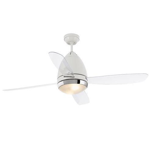 Faro Barcelona FARETTO white ceiling fan 33389 西班牙品牌風扇燈