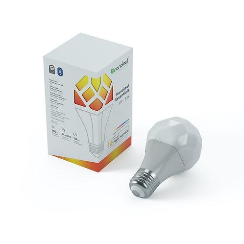 Nanoleaf Essentials Smart A60 Bulb(E27)彩色智能燈泡