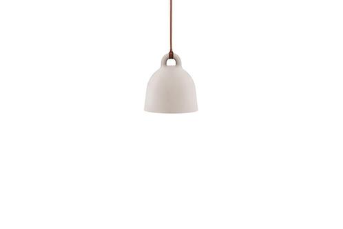 Normann Copenhagen BELL pendant lamp X-Small (Sand) 吊燈