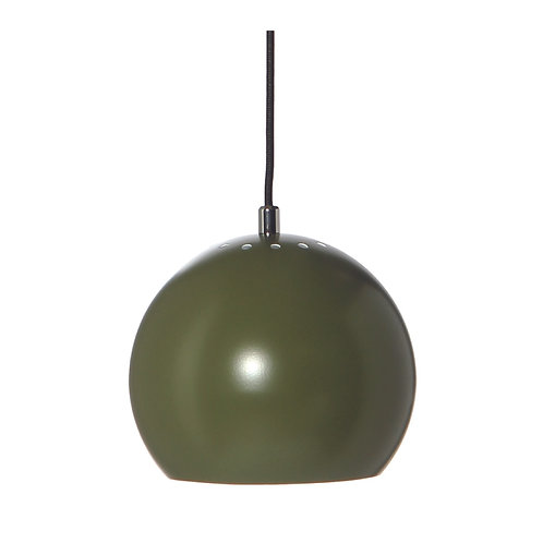 Frandsen Ball Pendant (Matt Green) 吊燈 by Benny Frandsen