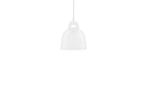 Normann Copenhagen BELL pendant lamp X-Small (White) 吊燈