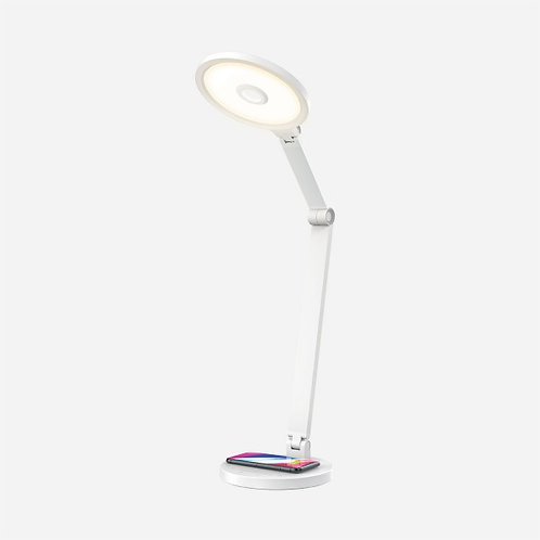 MOMAX Smart Desk Lamp with Wireless Charger 智能護眼檯燈連無線充電