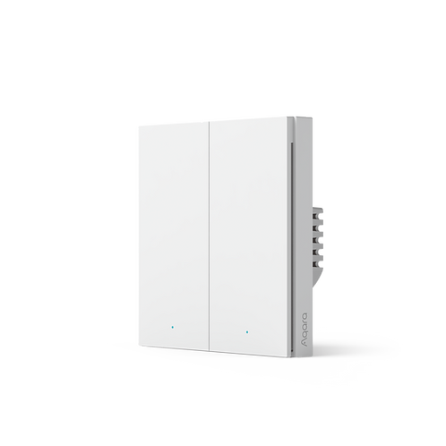 Aqara 2 gang Smart Wall Switch H1