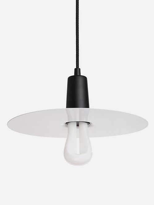 PLUMEN DROP HAT LAMP SHADE PENDANT SET WITH PLUMEN 002 LED BULB