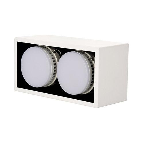 Bosonic GX53 5W/7Wx2 Surface Mounted Spotlight GX53 LED盒仔射燈 4189GH-2