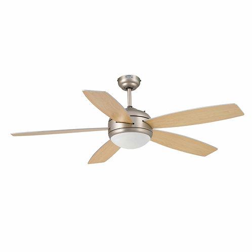 Faro Barcelona VANU matt nickel ceiling fan 33313 西班牙品牌風扇燈