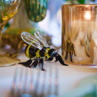 Bee-autiful Handblown Glass