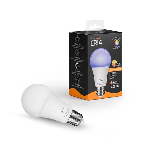 ADUROSMART Eria Colors and White A19 9W 彩色智能燈泡