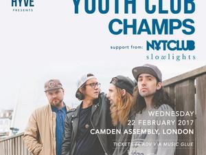N¥TCLUB Announce London Show