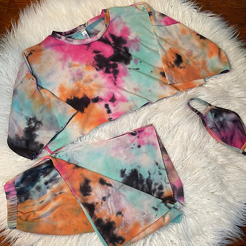 Dye For Me Short Set