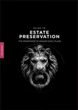 Guide to Estate Preservation