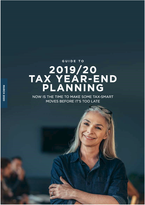 2020 Mar - Tax Year-End Planning