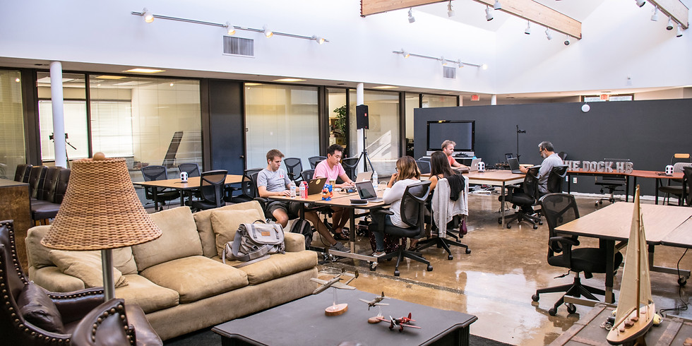 Pop Up Free Coworking Day!  All Day Free Coworking!