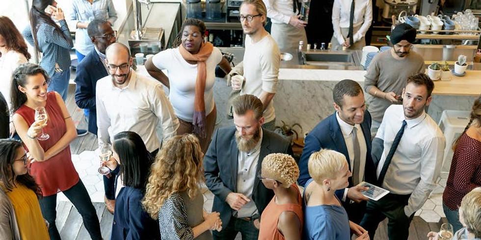 Techsparks Launch Event for Tech Startups