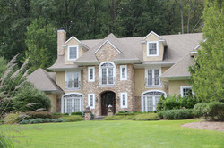 Custom Colonial Home